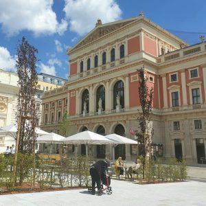 Wiener Musikverein ______________ #Wien #Vienna #viennanow #vienne #vienna_city Wiener Musikverein