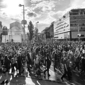 #blacklivesmatter #vienna
