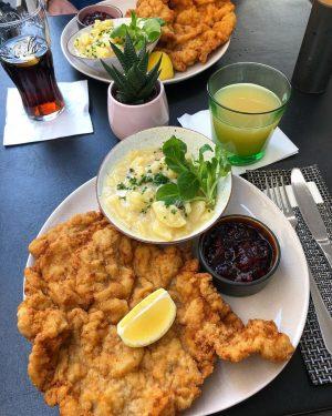 🇦🇹 😍 #1stTimeOnTheBlog Für uns war es das erste Mal im [ @restaurant_fuehrich - Führichgasse 6, 1010]...