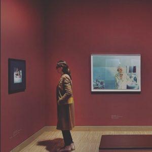 #albertinamodern #contemporaryart #contemporary #helnwein #gottfriedhelnwein #thebeginning #artlovers #galeriekaiblinger #kaiblinger #aquarelle #austria #vienna