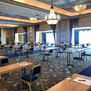With our extensive meeting facilities we'll make sure you meet with confidence. #icvienna ...