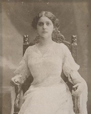 """Zum 70. Todestag von Carolina """"Lina"""" Loos (9.10.1882-6.6.1950): ihr eigenständiges mutiges Leben wird noch immer überschattet vom..."""