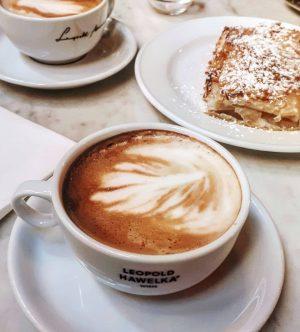 Leopold Hawelka☕ . . . . #vienna #austria #coffee #hawelka Café Hawelka