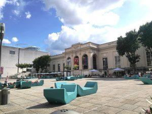 Beautiful vienna 🤗😍❤️ #vienna #museumsquartier #viennaaustria MQ – MuseumsQuartier Wien