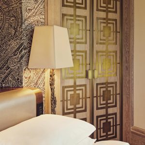 When Austrian charm meets modern design! #parkhyattvienna #design #viennanow Park Hyatt Vienna