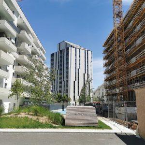 #inthemaking #Seestadt #seeparkquartier #wienerfassaden #igers #ig_architecture #whppostcard #welovevienna #1000thingsinvienna #way2ill #vsco #vscocam #letsgosomewhere ...