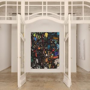 "The exhibition of Secundino Hernández ""One More Time Is Good Enough"", that is now on view in..."