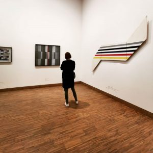 Some time ago w/ @xx.franca.xx at Albertina Modern. - #albertinamodern #exhibition #contemporaryart #vienna ...