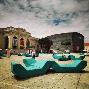 #mq #museums #vienna #leopoldmuseum #lounge #atmosphere MQ – MuseumsQuartier Wien