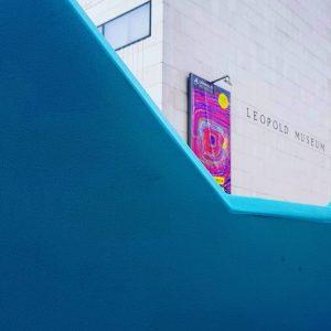 LIVE FROM VIENNA: MQ, MuseumsQuartier with Leopold Museum.... . . . #keepdistance #juneinvienna #mq #museumsquartier #führungenwien #visitvienna...