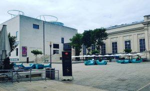 The Leopold #leopoldmuseum #leopoldmuseumwien #leopoldmuseumvienna #HundertwasserSchiele #museumsquartier #kunsthalle #cafeleopold #mqdaily