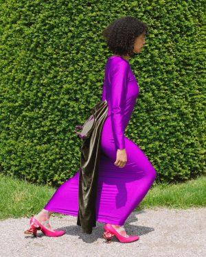 NEW DRESSES BUY2GET1 . . . . . @stefanie_moshammer photo @johannabouvier_ styling @castingbuerowien Schönbrunn Garten