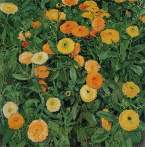 🇦🇹 Mehr als nur Blumen malte der österreichische Künstler Koloman Moser! 🌻 Er ...
