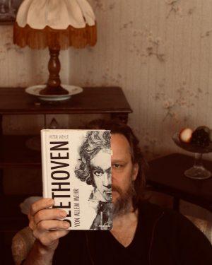 """Walter Kukla wird in """"Ludwig van Beethoven der Um Zugvogel"""" die Titelfigur spielen! #ludwigvanbeethoven #wirsindwienfestifal #wirsindwienfestival2020 #wienbeethoven2020..."""