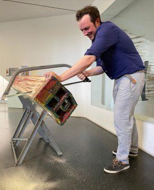 Säg Dir Deinen #Eisenberger! eSeL #Shop für brauchbare #Kunst #2 #schlimmfit #edition - ESEL Rezeption