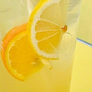 Homemade iced teas! 🍹 Just take a sip, to get cooled down! we ...