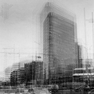 neubau... #theiconvienna #quartierbelvedere #skyscraper #centralstation #hauptbahnhof #streetstyle #architecture #at_architecture #austria #vienna #wienmalanders #wienliebe #mehrfachbelichtung #analogphotography #analog #analogue...