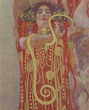 🇦🇹 Kennt ihr dieses tolle Werk von Gustav Klimt? 😍 Was ihr hier ...