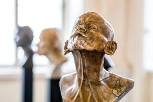 We challenge you not to smile! Franz Xaver Messerschmidt's