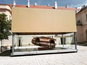 #wien #vienna #austria #österreich #museum #architektur #architecture #kunst #art #museumsquartier #auto #automobile #car ...