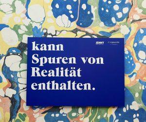 . #nomorewordsneeded #createyourreality #realityisrelative #realityisrelativity MQ – MuseumsQuartier Wien