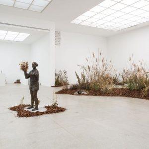 Don't miss exhibition opening today: Verena Dengler, Die Galeristin und der schöne Antikapitalist auf der Gothic G'stettn...