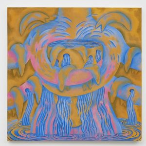 Suellen Rocca, 'At Sunset', 2013. Rocca (1943-2020) was an original member of the great Chicago Imagists. A...