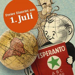 Am 1. Juli gibt es vierfachen Grund zu feiern! 🎉 Das Papyrus-, Globen- und Esperantomuseum sowie das...
