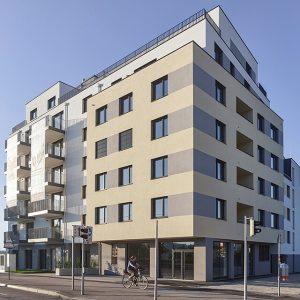 Das Projekt Saltenstraße 1 mit 46 Wohnungen und einem Gewerbelokal wurde erfolgreich fertiggestellt!👍 Wir bedanken uns herzlich...