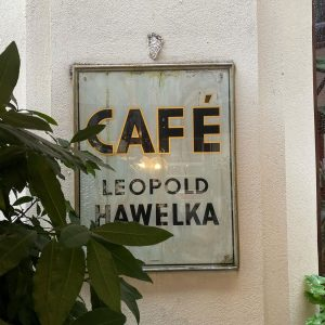 we had some coffee @ #cafehawelka; tomorrow we will come back for some ...