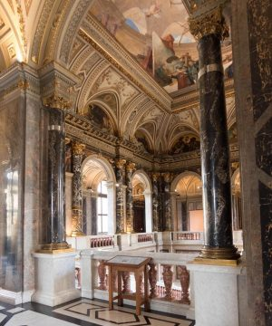 KHM 💫😍 * * * * * #vienna #wien #igersvienna #austria #österreich #igersaustria #khm #kunsthistorischesmuseum #museum #interior...
