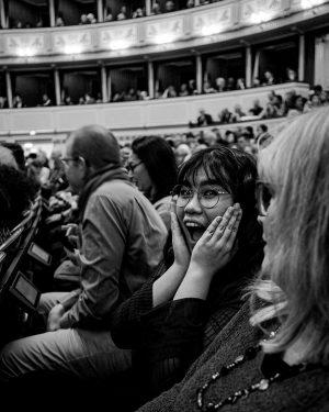 In the Opera... Wiener Staatsoper
