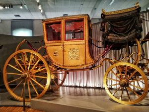 There is so much to discover at the imperial carriage museum. This is just a tiny preview....