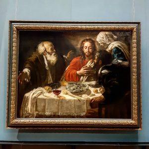 Caravaggio Kunsthistorisches Museum Vienna