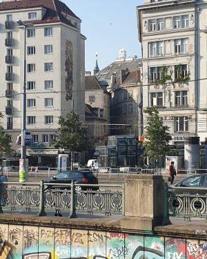 Schwedenplatz ____________ #wienistanders #viennanow #wien #vienna