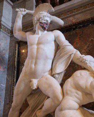 #corona #kunsthistorischesmuseumwien Kunsthistorisches Museum Vienna