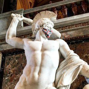 C'è n'è coviddi? #art#sculpture#wien#medieval#covid19#mask#arte#mascherina#vienna#medioevo#scultura#goodvibes #picoftheday#pictureoftheday#photooftheday#photo#photography#photographer#igersitalia#igersarezzo#volgotoscana#volgoarezzo #viaggiare#viaggio#travel#travelphotography#instatraveling#travelgram#travelbloggers#goodvibes Kunsthistorisches Museum Vienna
