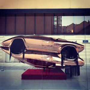 #lamborghini #rolandreitertwins #mq #museumsquartier MQ – MuseumsQuartier Wien