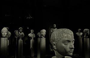 •Cementerio de cabezas• #vienna #austria🇦🇹 #kunsthistorischesmuseum #historia #sculpture #heads #photography #art Kunsthistorisches Museum Vienna