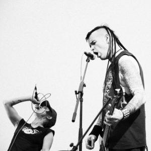 Impressionen von #lastweekend SCHÜND & Robert Wolf: The Good Force haben den Punk aufleben lassen und mit...