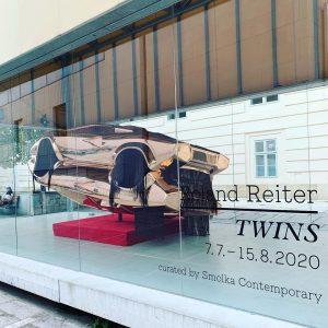 e x h i b i t i o n . #exhibition #trip #vienna MQ – MuseumsQuartier...