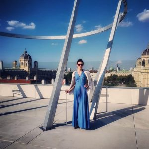 #terracewithaview #sneakpeek #mqlibelle #leopoldmuseum Thanks @dji_zzus @mqwien @leopold_museum @studiobrigittekowanz @brigittekowanz @ortnerortner 🤩 #summer #vienna #museum #architecture #art...