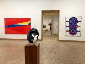 30 Jahre moderne österreichische Moderne Kunst vom Aktionismus über Pop Art zu Op Art. #TheBeginning #GenWien Albertina...