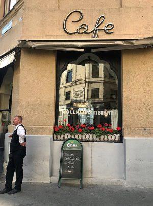 Vollklimatisiert! ❤️ Cafe Tirolerhof