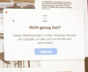 #commercial #software in a #nonprofit #museum... #sigh // belvedere21 #talks via #zoom due to #corona #restrictions -...