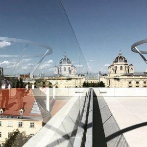 @kunsthistorischesmuseumvienna #reflection MQ – MuseumsQuartier Wien
