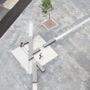 Wir freuen uns darauf, die Neugestaltung des Vorplatzes der U-Bahn-Station Seestadt heute eröffnen zu können! Das Künstlerduo...
