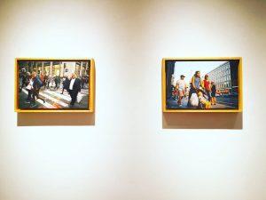 Instawalk (MUSE-UM'S CAFÉ) SOMMERGALERIE & GALERIE HILGER . 26.05.-28.08.2020 Yigal Ozeri - My ...