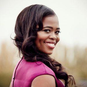 Eine wunderbare neue Stimme - endlich auch an der Wiener Staatsoper: Die weltweit umjubelte Sopranistin Pretty Yende...