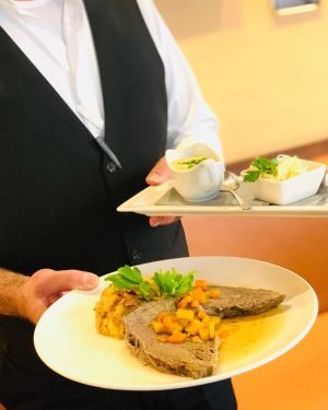 #tafelspitz #schnittlauchsauce #hausgemacht #original #kaffeehauskultur #wienertraditionsbetrieb Cafe Restaurant Hummel